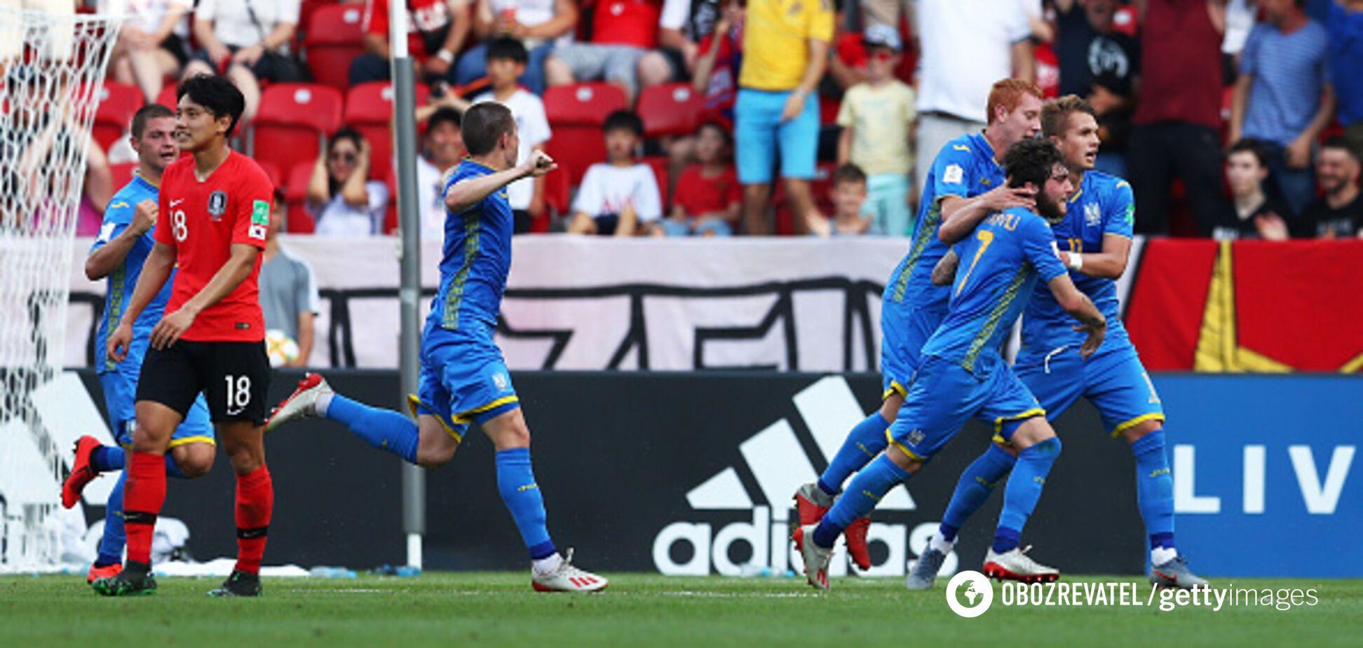 Украина выиграла ЧМ по футболу U-20: обзор спортивных СМИ