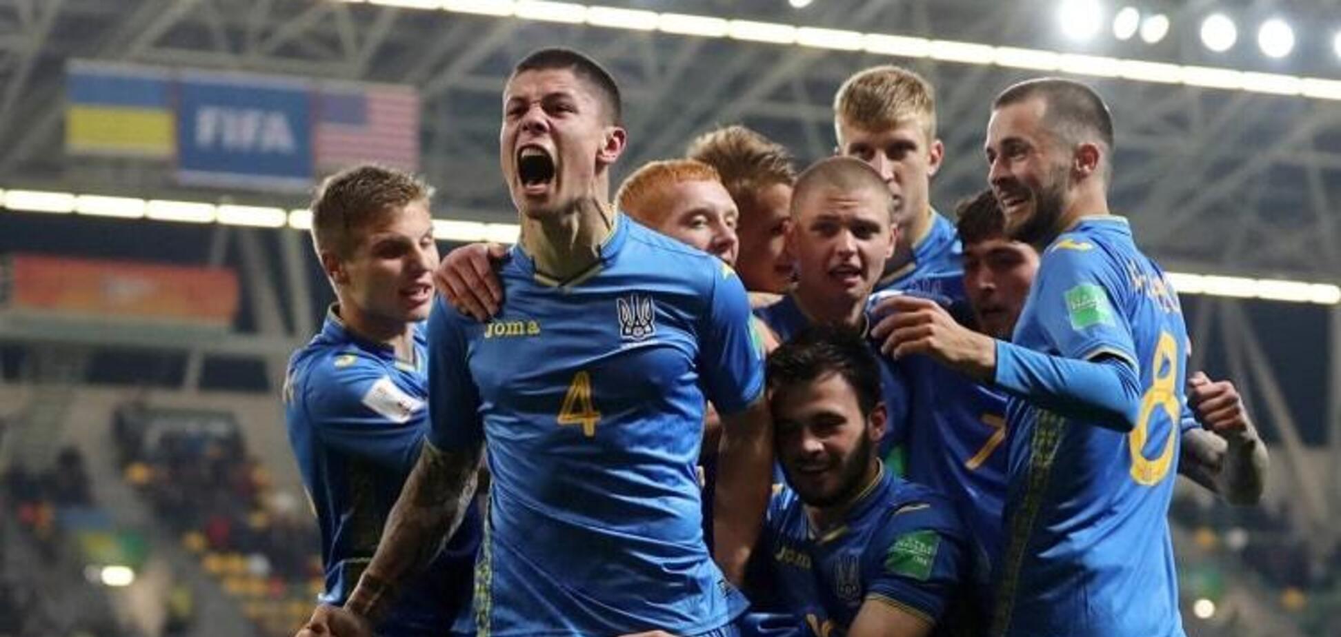'Не мог быть': лидер сборной Украины U-20 поделился эмоциями от победы на ЧМ