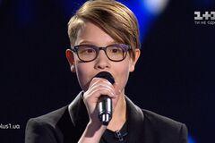 'Какой голос!' Юный украинец восхитил сеть выступлением на 'Голос. Діти-5'