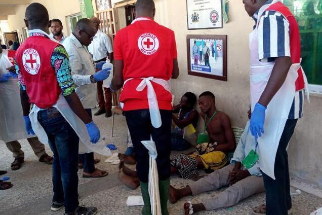 Теракт у Нігерії