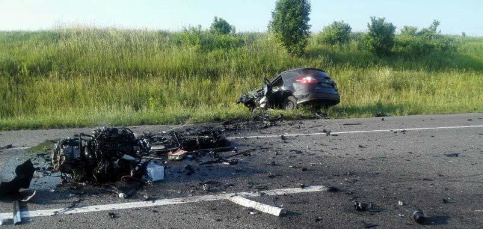 На Ривненщине разбились два авто: есть погибшие