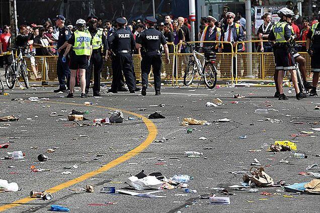 Поліція на параді в Торонто