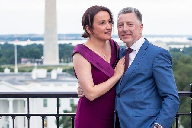 Волкер женился на грузинской журналистке: что о ней известно
