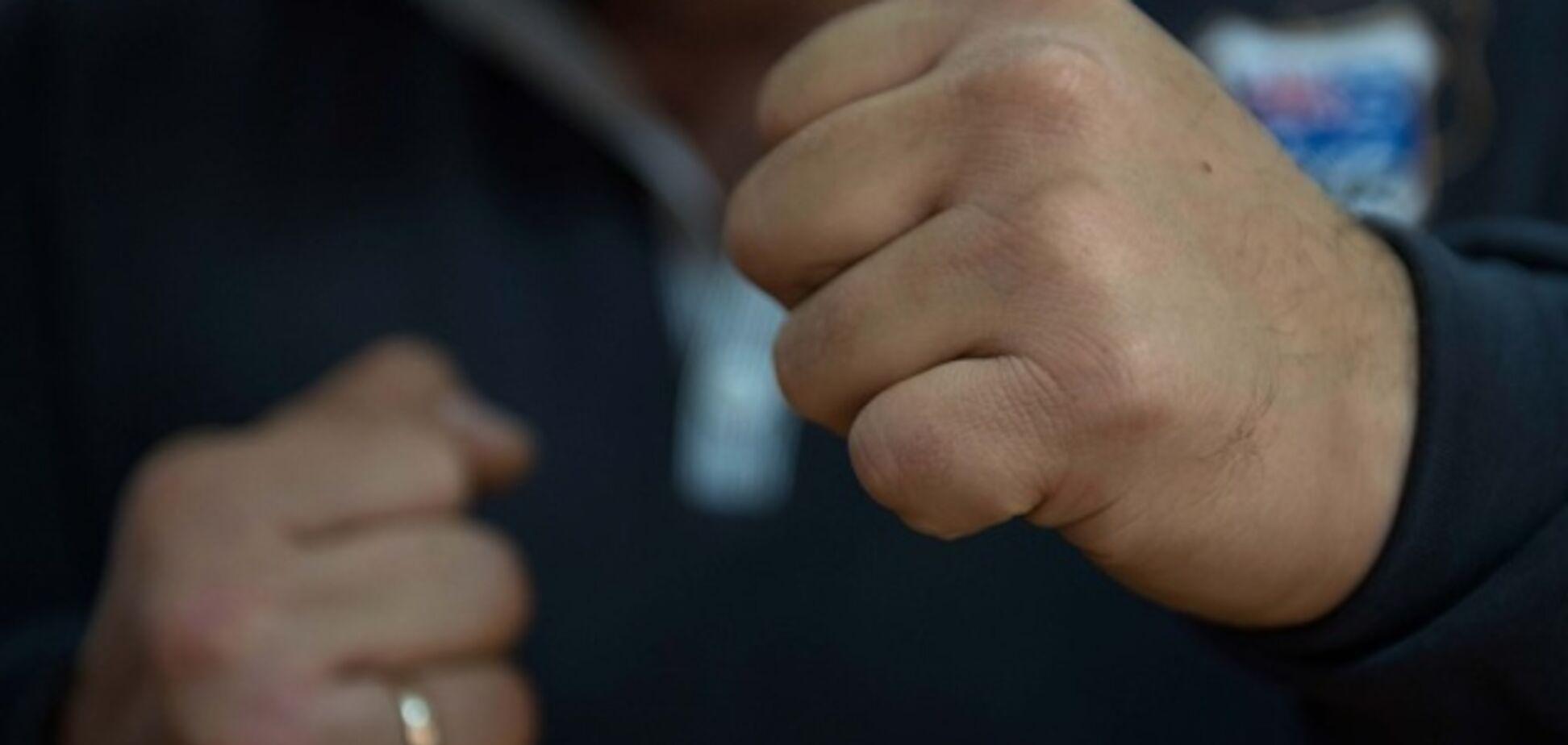 'Дикуни і рагулі': на Рівненщині пасажири влаштували масову бійку через місця в маршрутці. Відеофакт