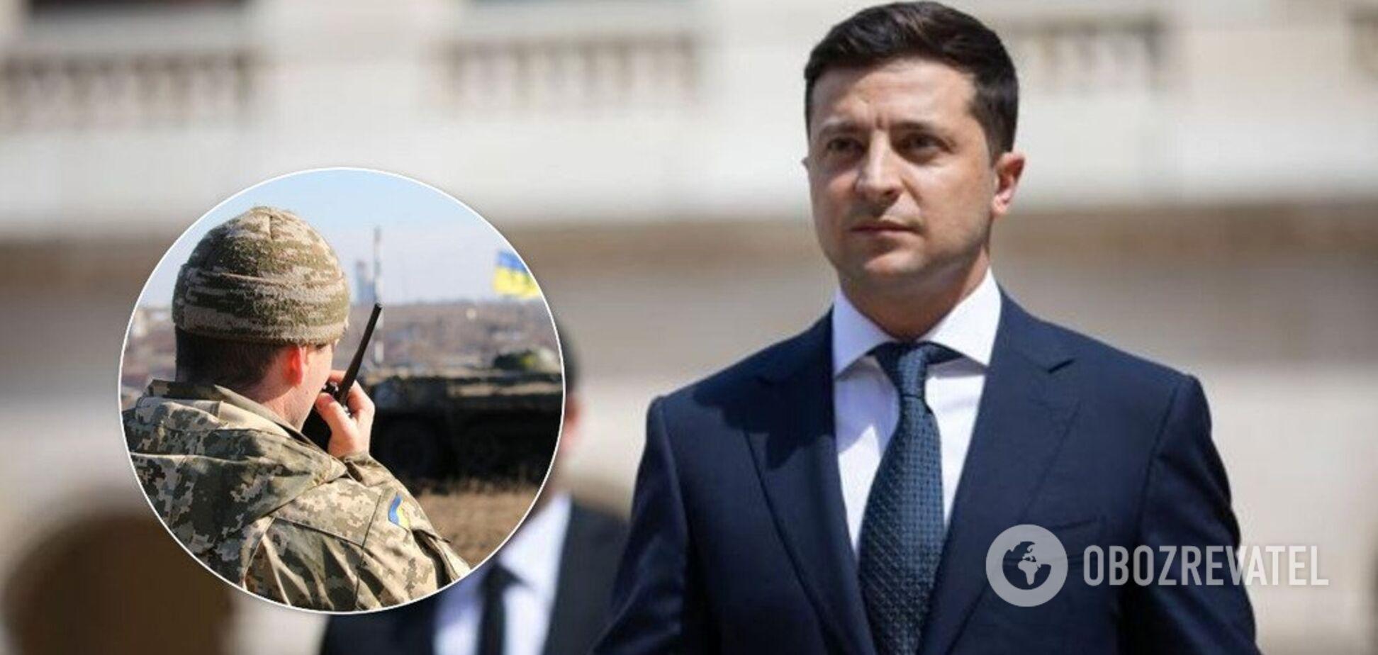 'Моя позиция четкая': Зеленский рассказал, как будет возвращать Донбасс и Крым