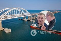 Аркадий Ротенберг получил контракт на Крымский мост