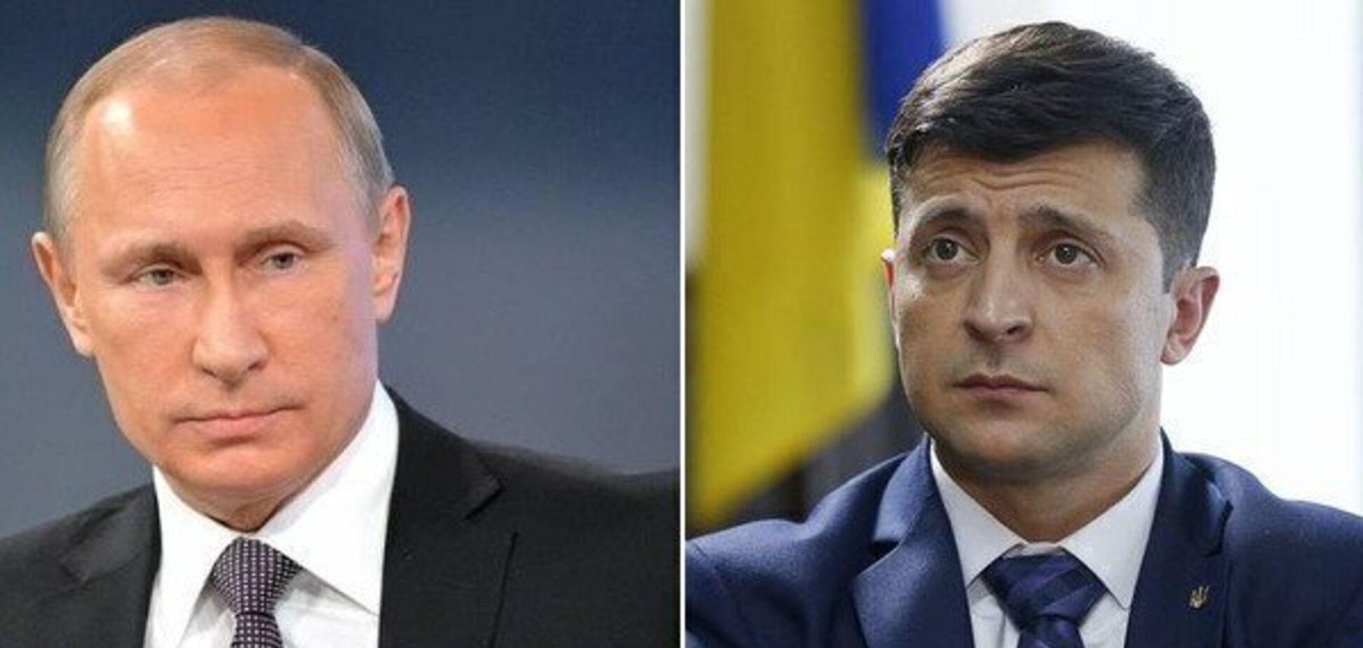 'Говорить нечего!' У Путина дерзко ответили на заявление Зеленского о Крыме и Донбассе