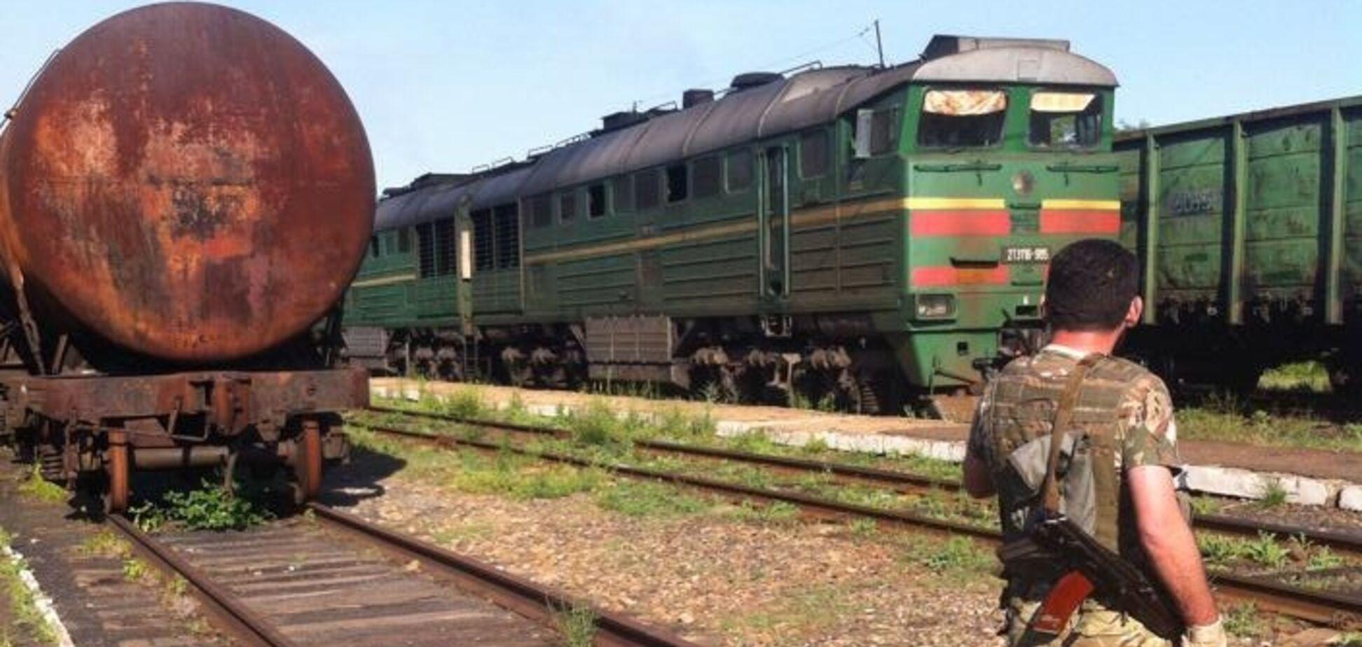 Украина хочет восстановить ж/д сообщение с Донбассом