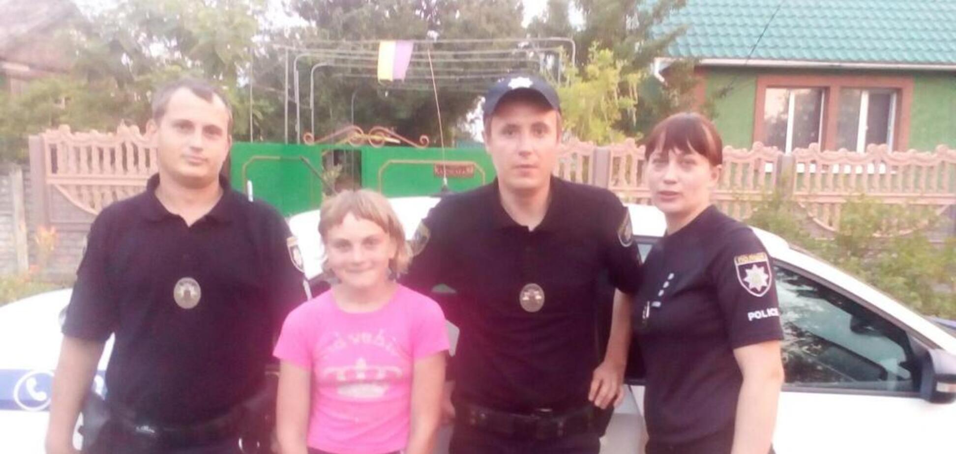 Під Києвом знайшли зниклу безвісти 11-річну дівчинку