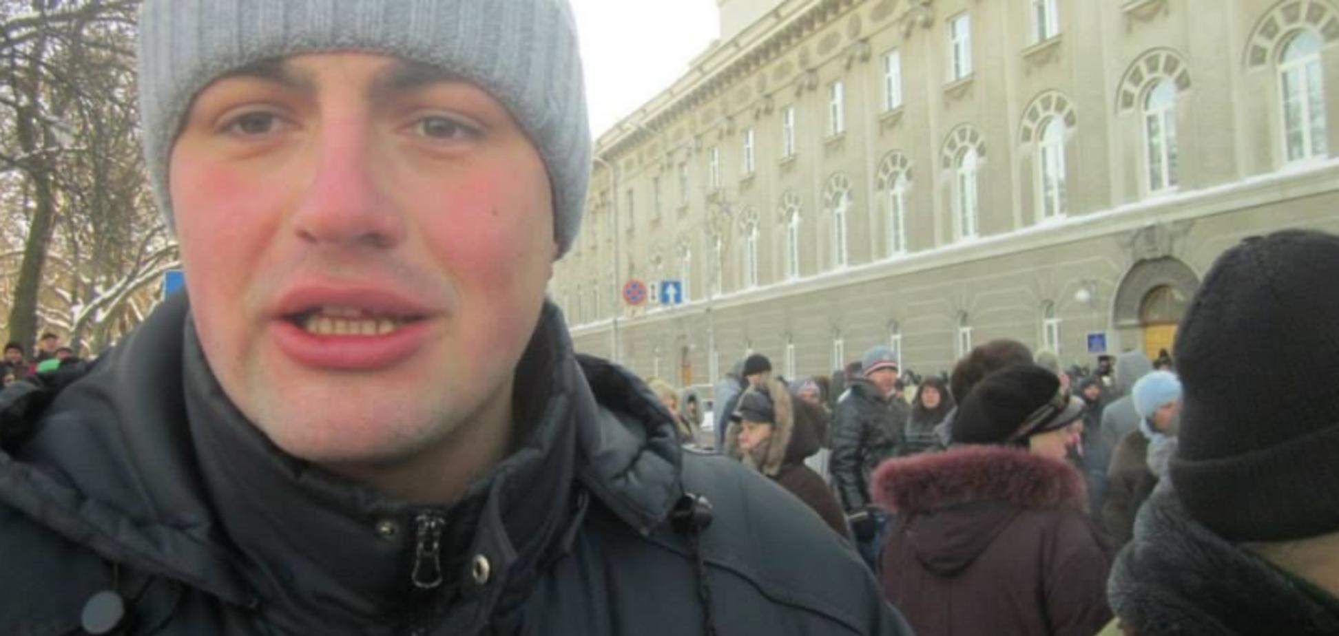 В 'Слугу народа' пробрался регионал-антимайдановец - СМИ