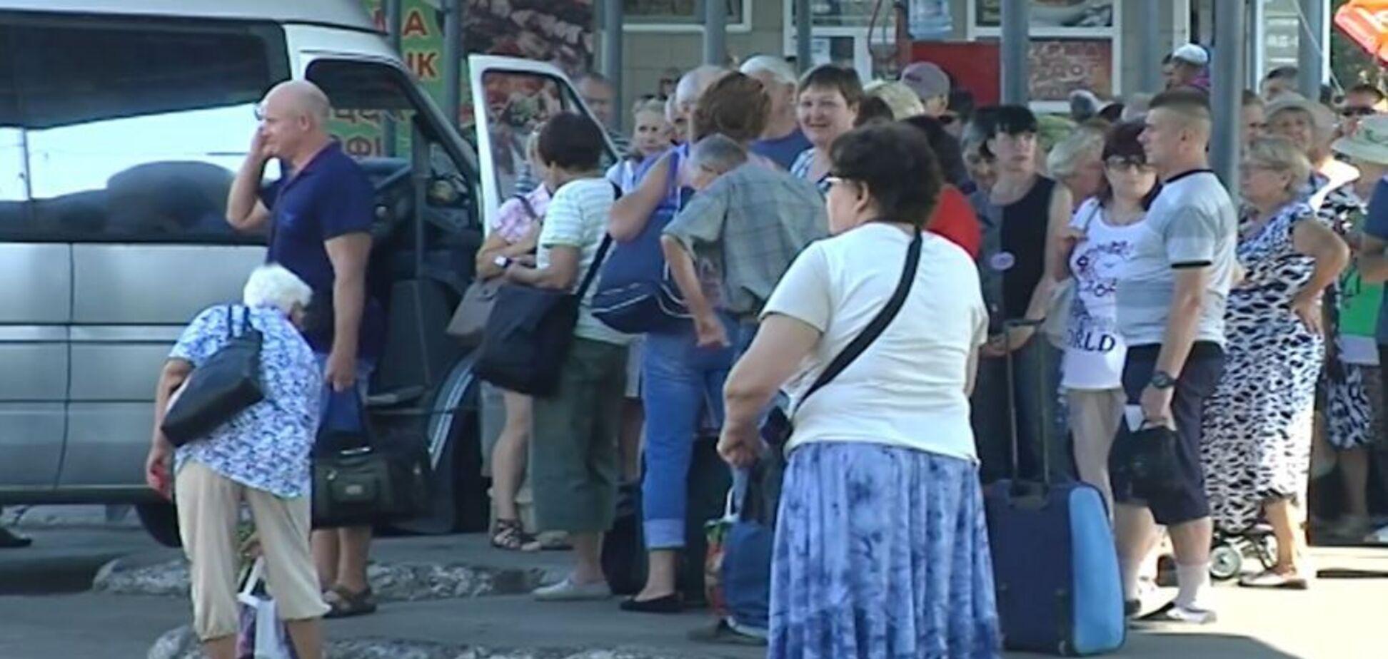 Где будут летом отдыхать жители Донбасса