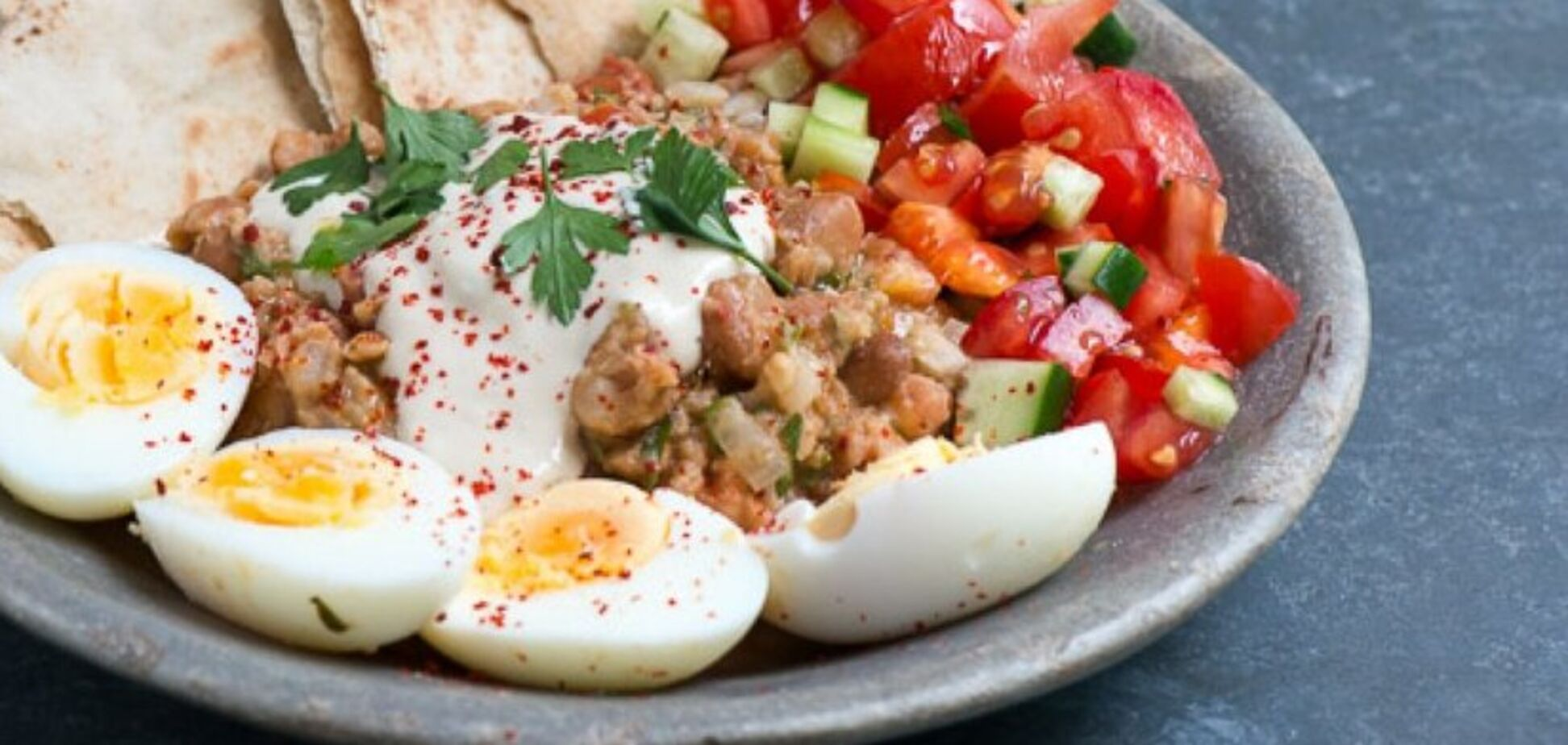 Египетский яичный салат: простой рецепт вкусного и полезного блюда