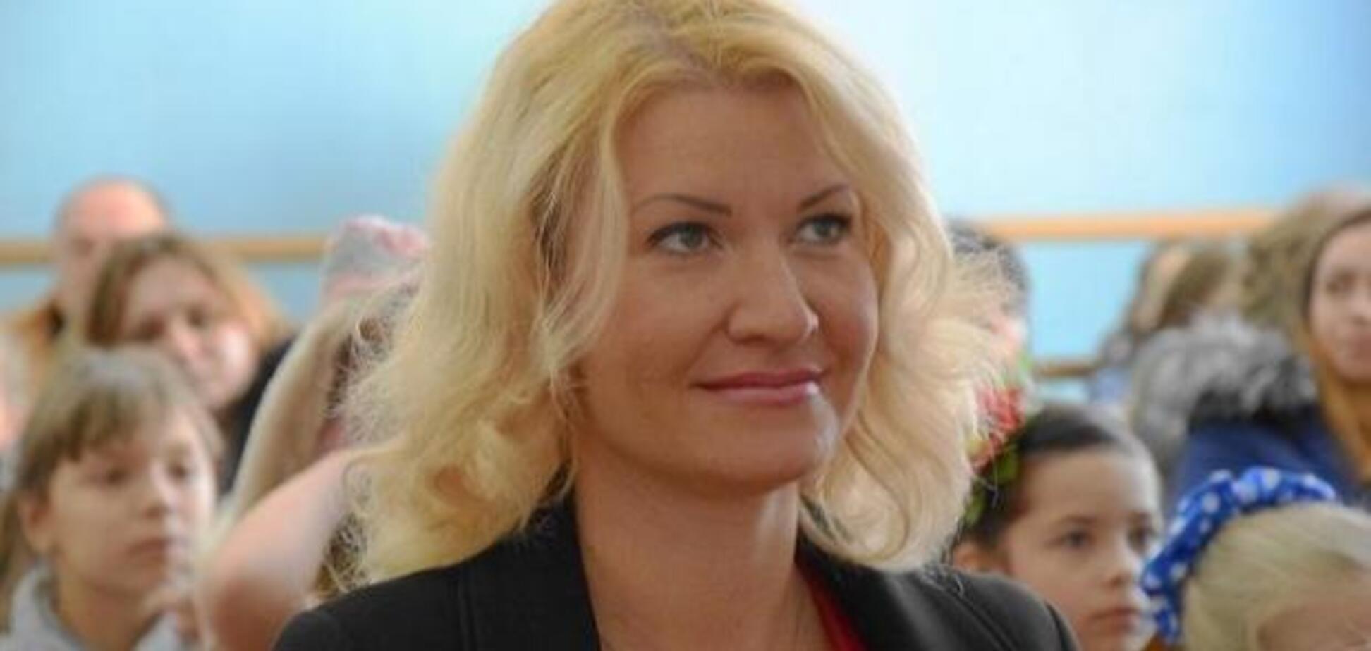 Скандальну чиновницю Наталю Баласинович виключили зі списку 'Європейської солідарності'