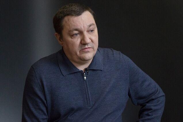 Дмитрий Тымчук