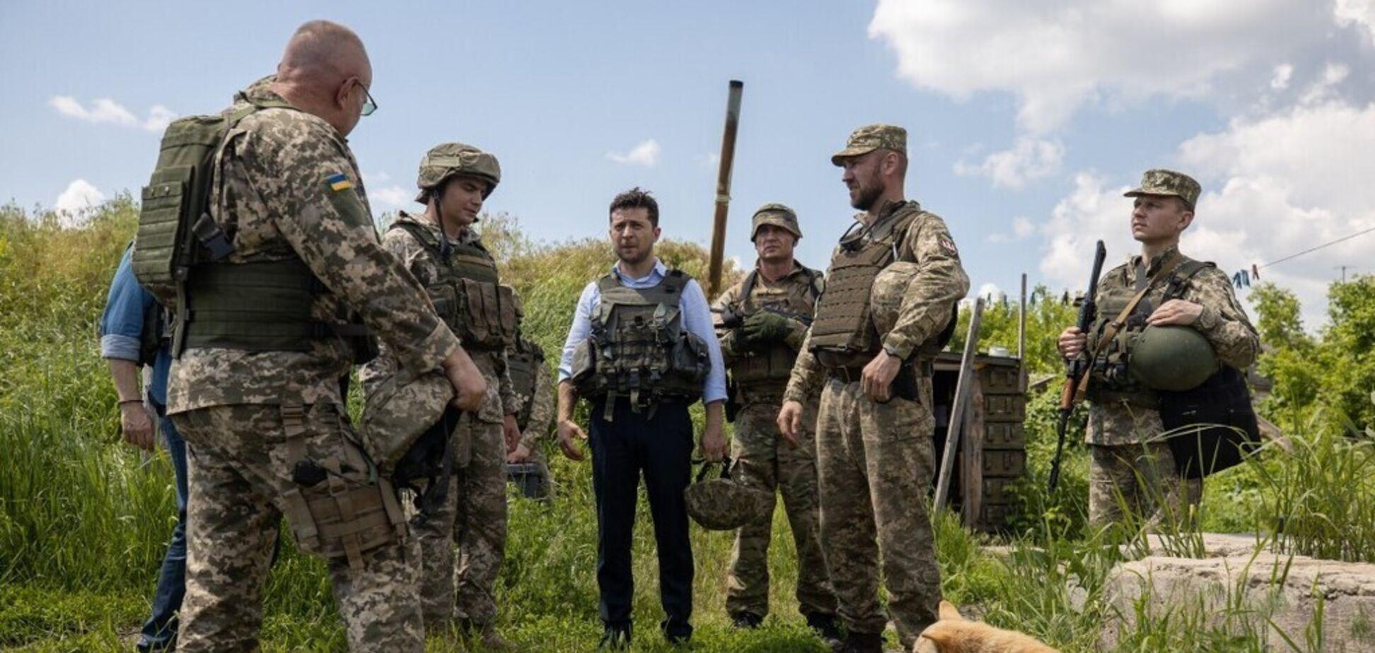Зеленского пригласили в Донецк. А Путин будет?