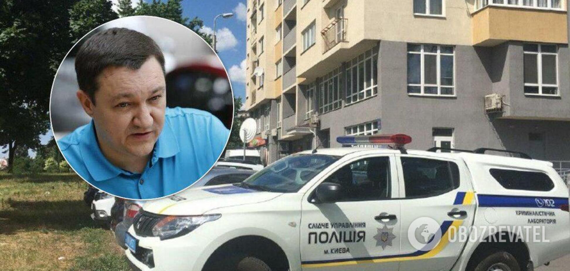 Гибель нардепа Тымчука: полиция назвала основные версии