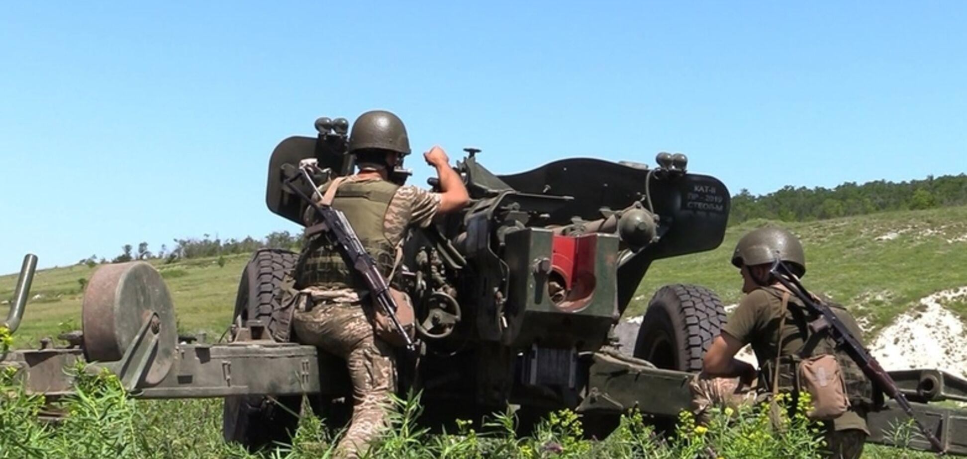 Террористы разбушевались на Донбассе: убит украинский военный, есть раненые