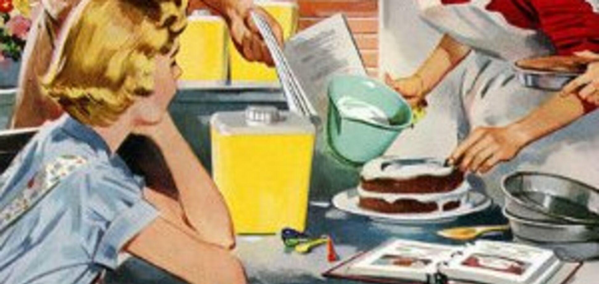 Найпростіший і найсмачніший крем для торта за рецептом 1958 року
