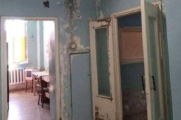 Лікарня у Криму