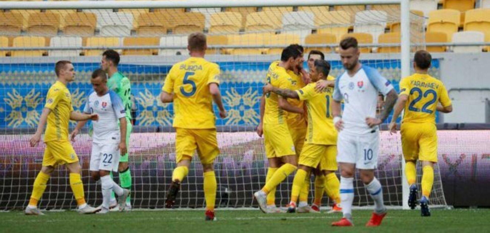 Украина - Сербия: где смотреть онлайн отбор Евро-2020 - расписание трансляций