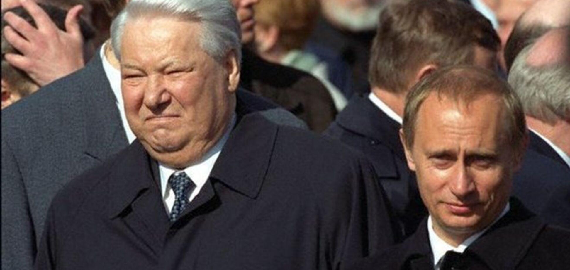 Ельцин Путина не выбирал. У него было 24 кандидата