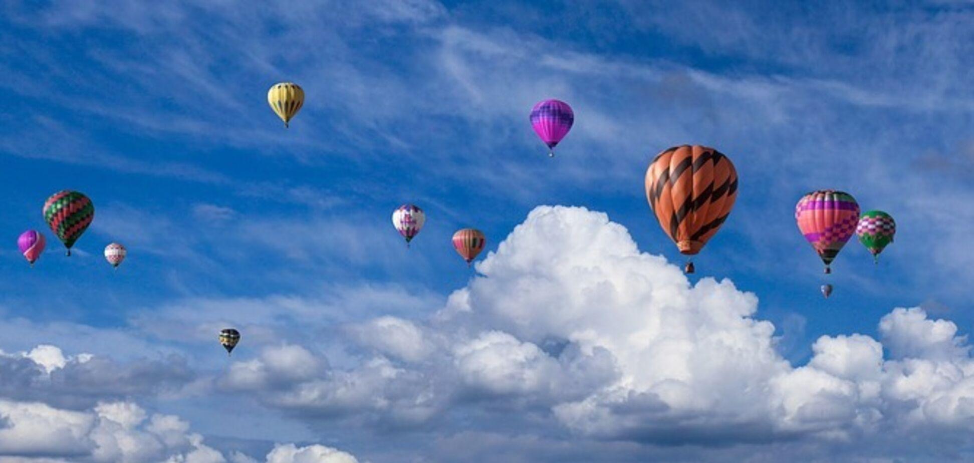 Выпал с воздушного шара: под Львовом произошла страшная трагедия