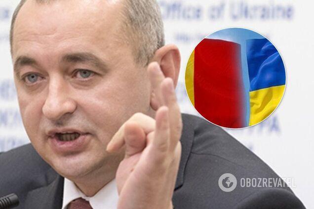 Матиос созывает совещание из-за видео о захвате Румынией Буковины