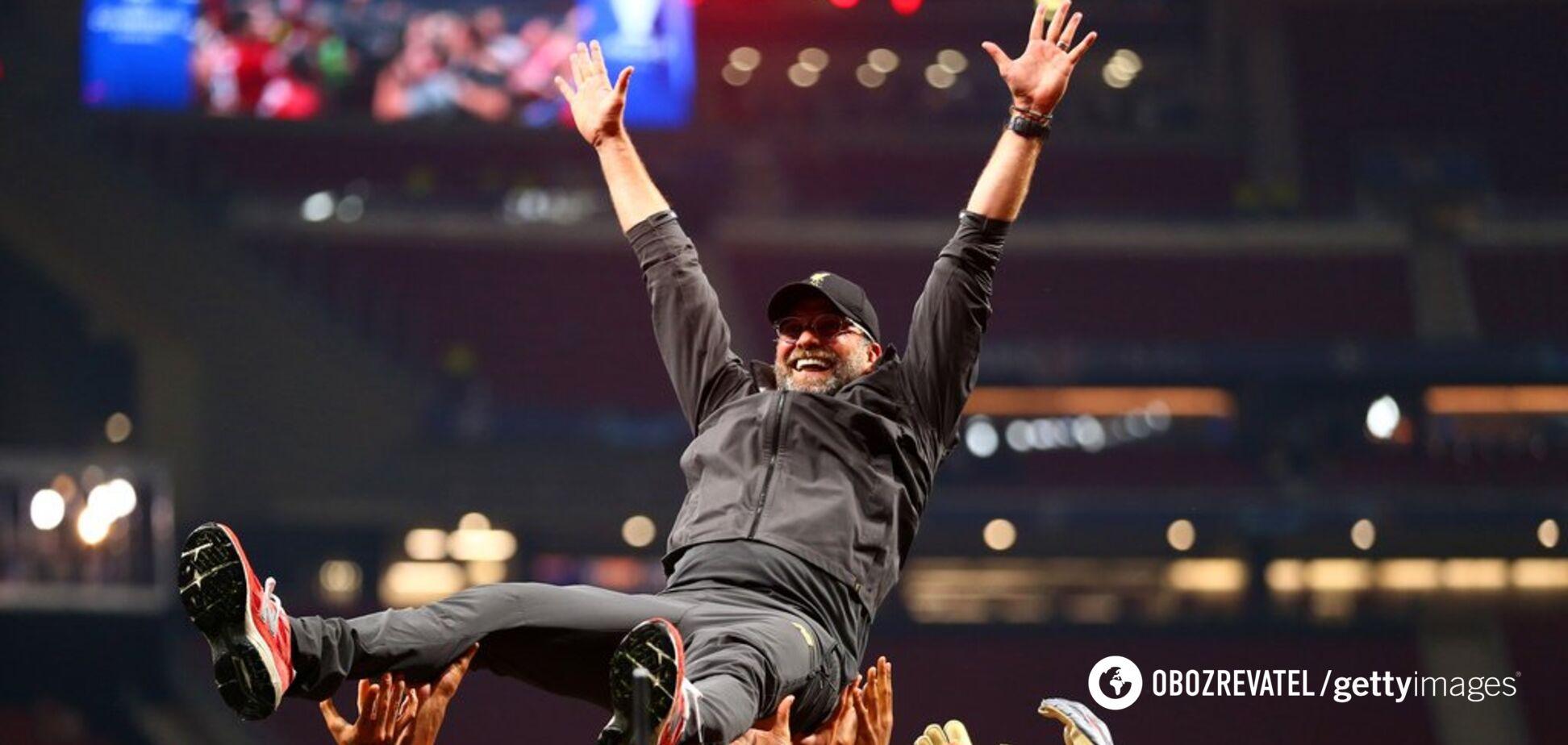 Финал Лиги чемпионов: появилось видео церемонии награждения