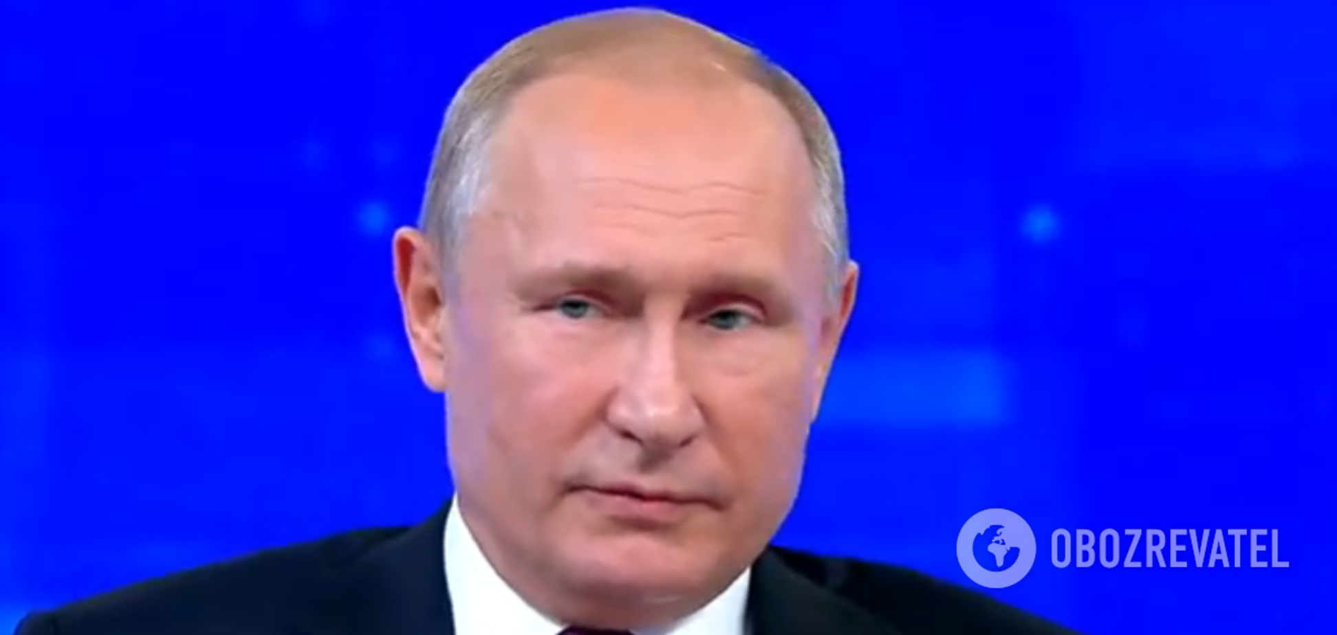 'Повинні подумати': Путін згадав розмову із Медведчуком про полонених