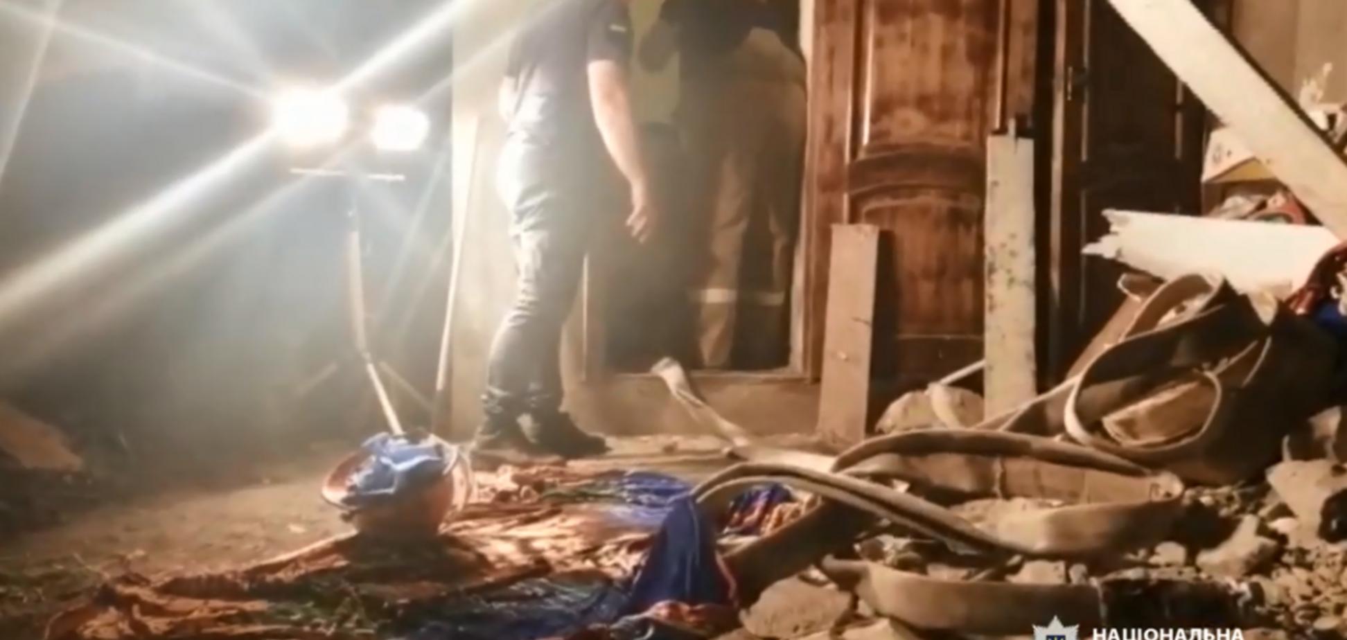 Зверское убийство девочки на Одесщине: опубликовано первое видео с места трагедии