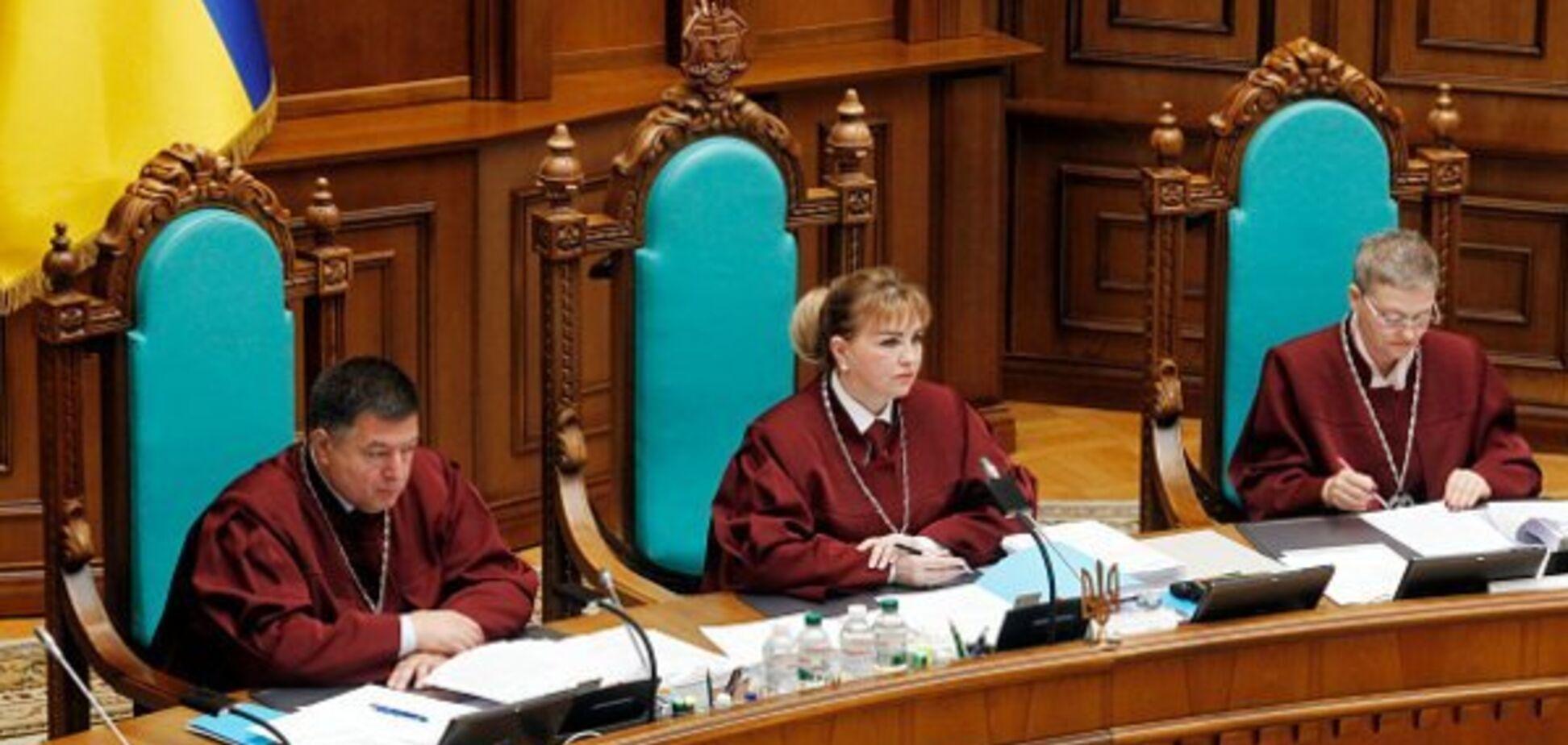''Воно політичне'': експерт про рішення КСУ про розпуск Верховної Ради