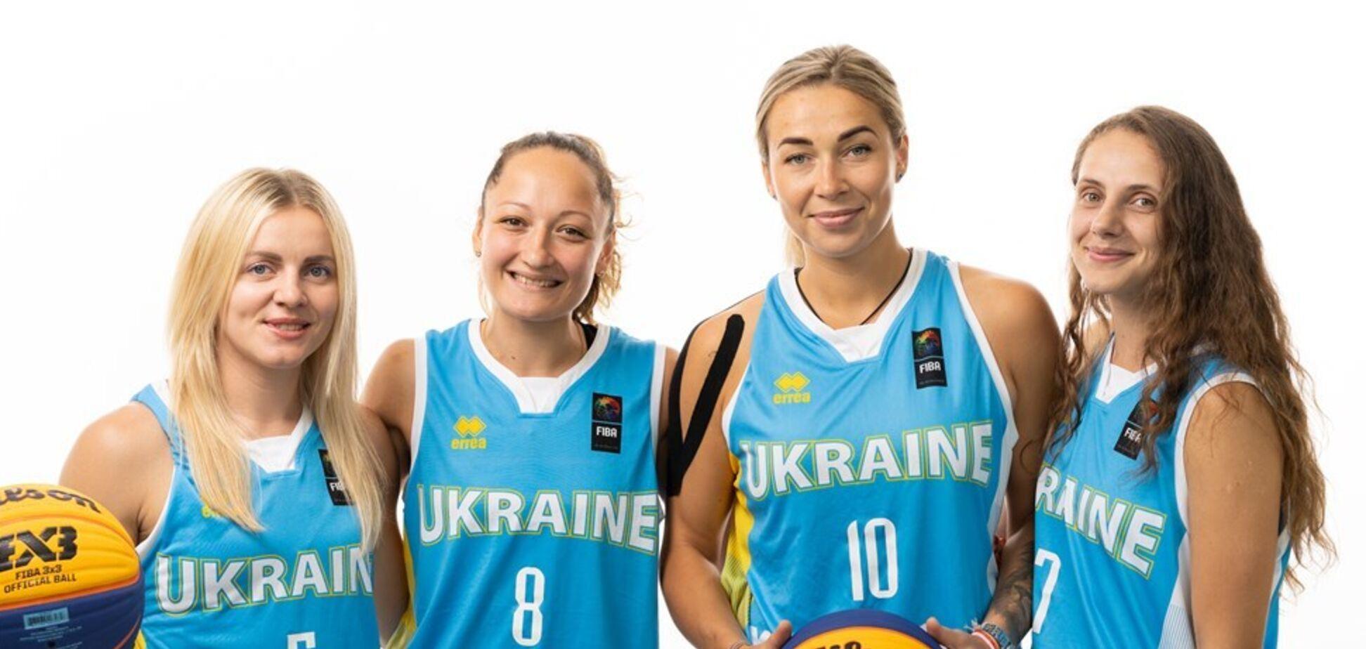 Українка очолила список найкращих бомбардирів ЧС із баскетболу 3х3