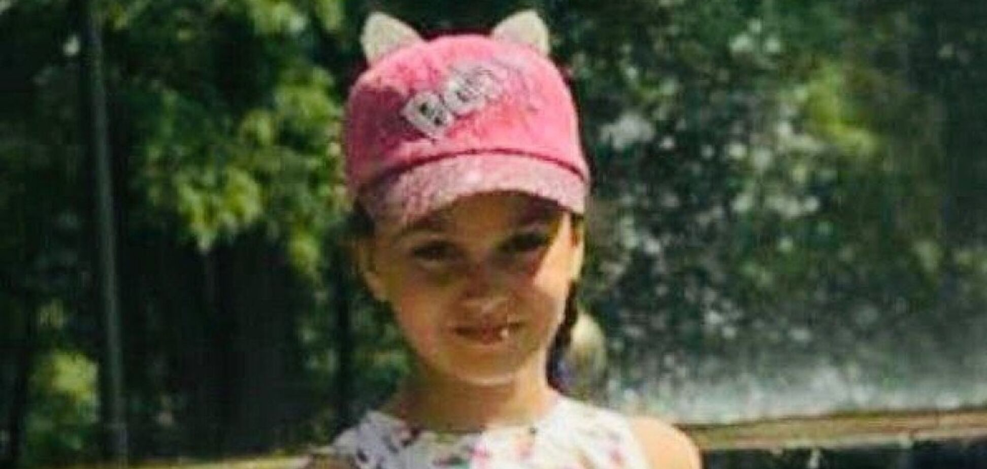 Жорстоке вбивство 11-річної Даші: в Одесі показали фото підозрюваного