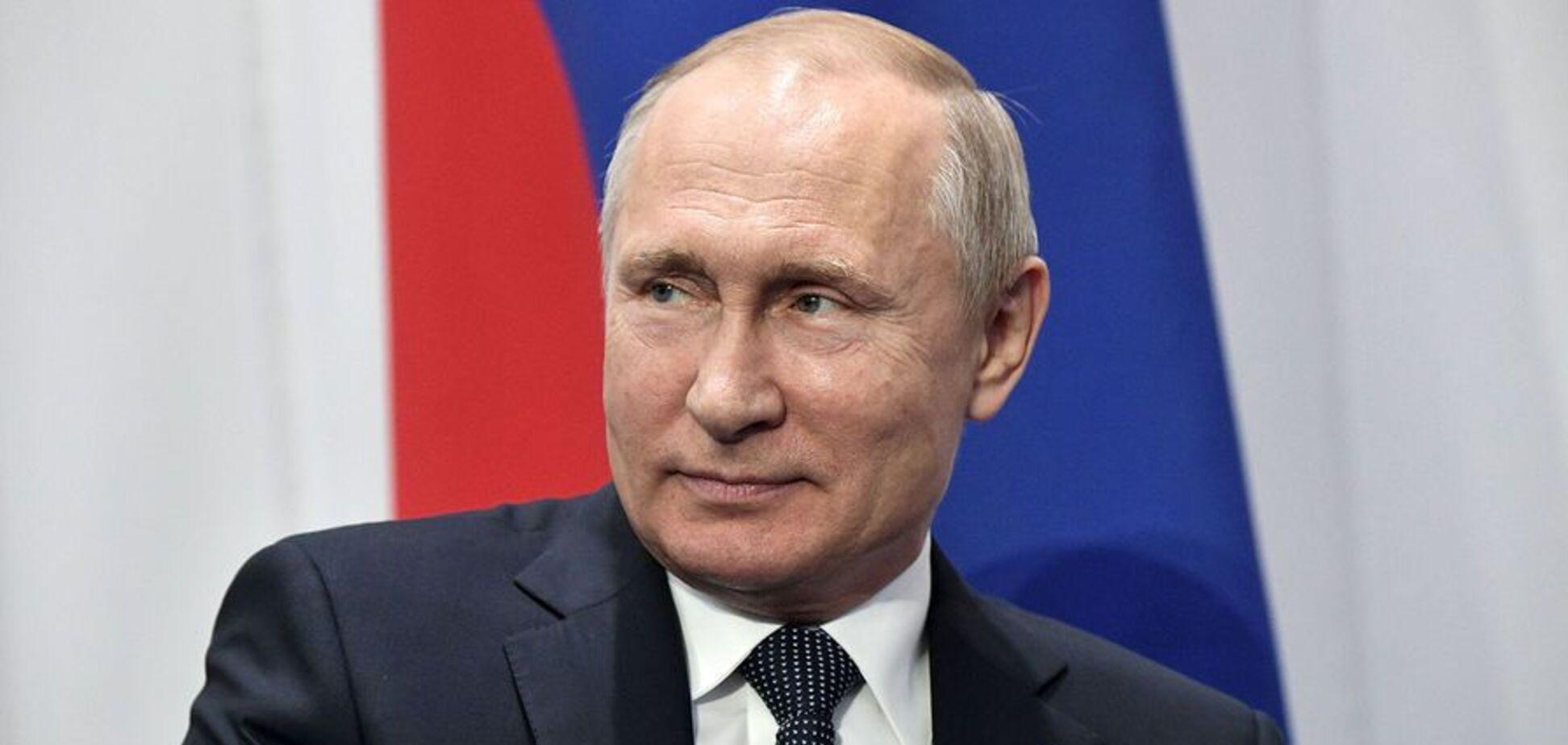 'Повна брехня!' Путін на 'Прямій лінії' висловився про окупацію Донбасу