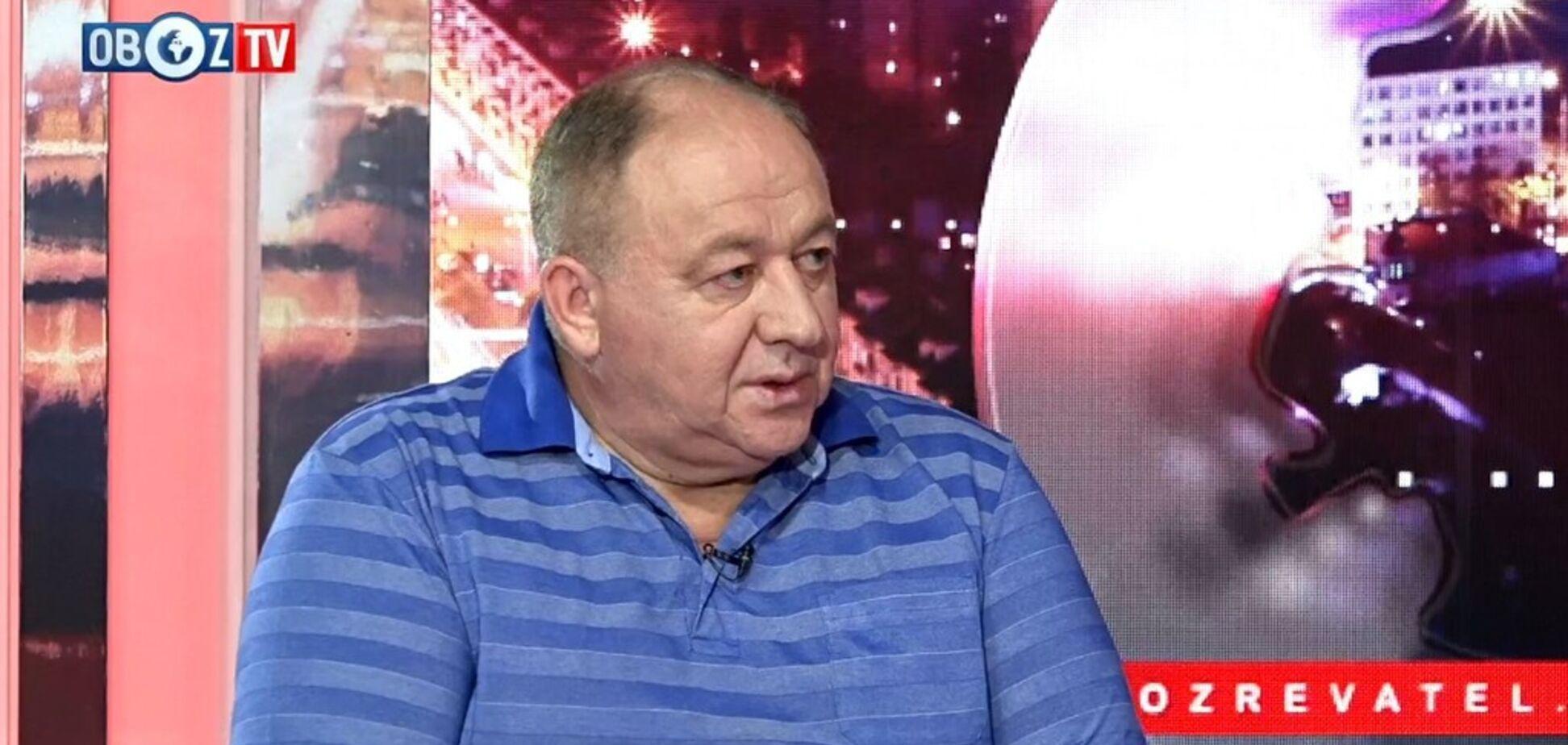 Смерть Тымчука заставила вспомнить о псевдо-покушении на Бабченко и подрыве Шеремета