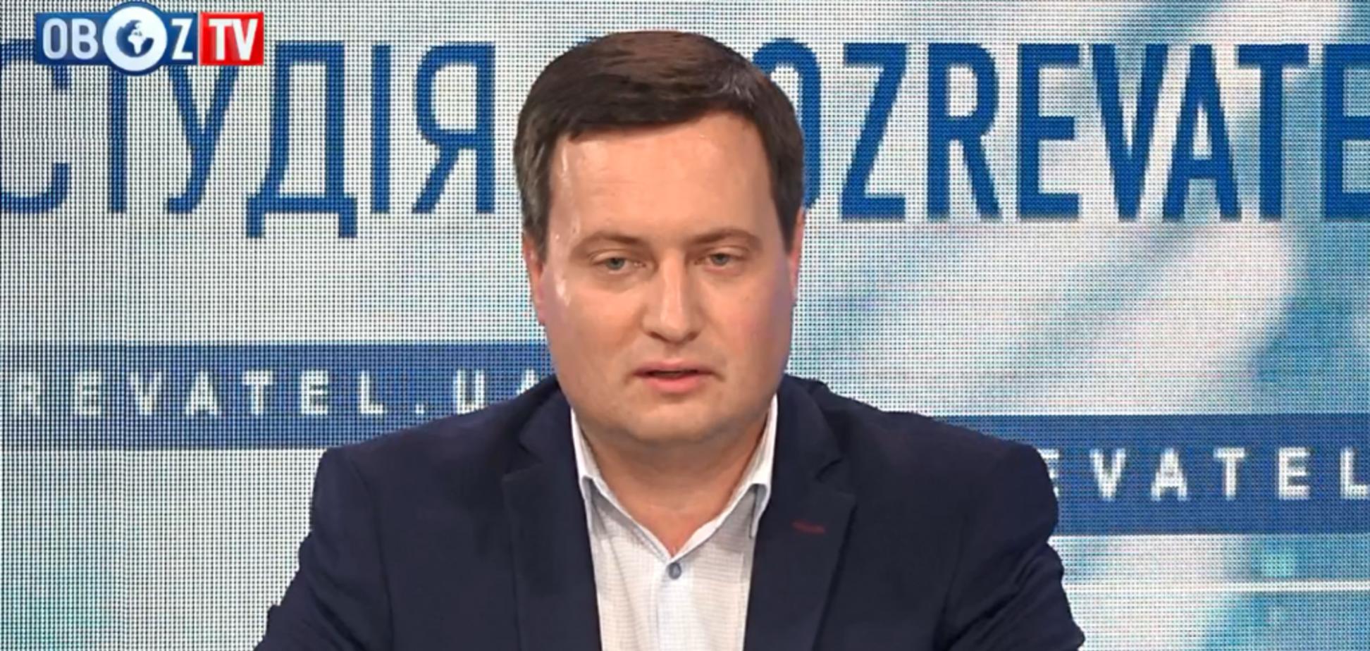 'Запит на нові обличчя': політик пояснив феномен Вакарчука