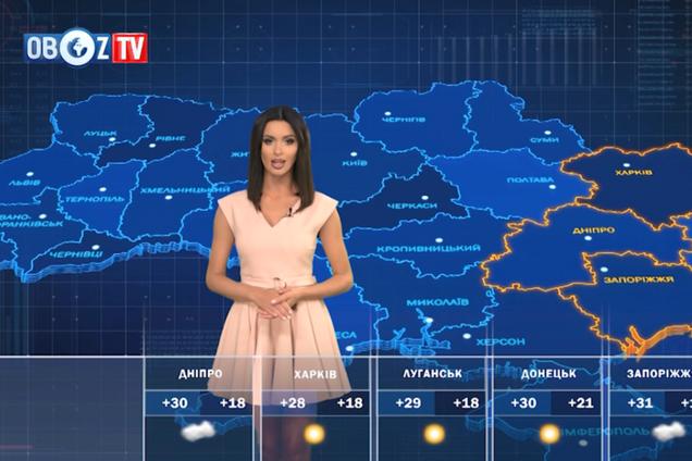 Жара не отступит: прогноз погоды в Украине на 21 июня от ObozTV