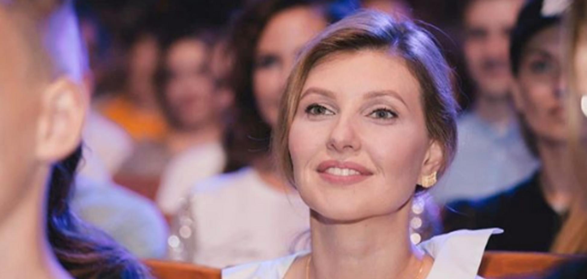 СМИ разобрали наряд жены Зеленского на встрече с Макрон: сколько стоит