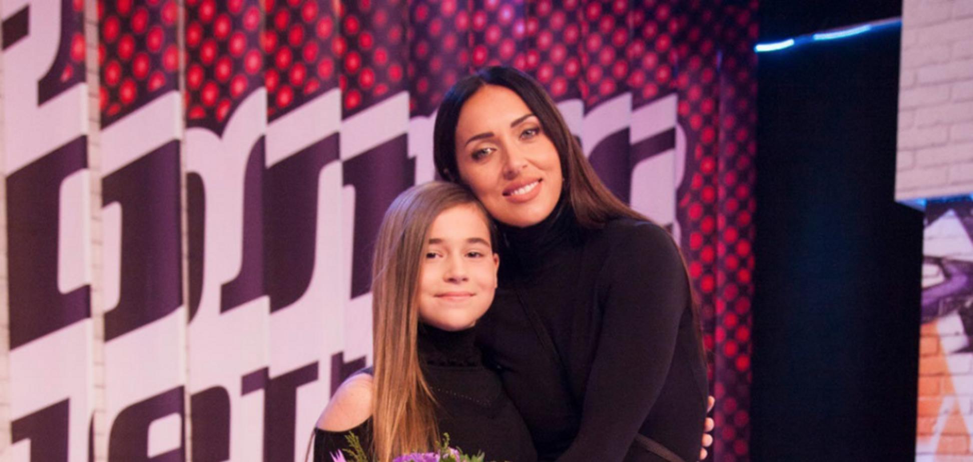 Алсу із донькою Мікеллою