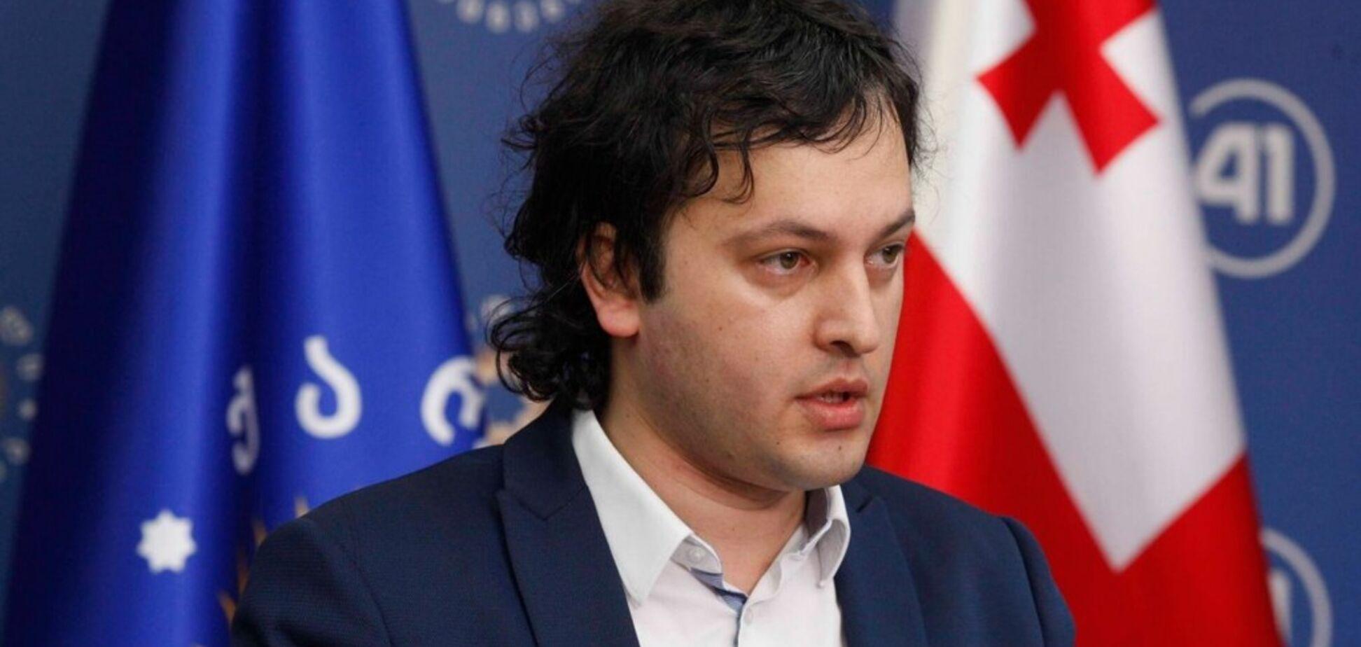Протести в Грузії призвели до перших відставок і кадрових рішень