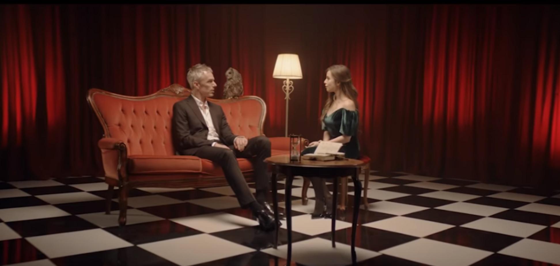 Українська співачка вразила містичним відео