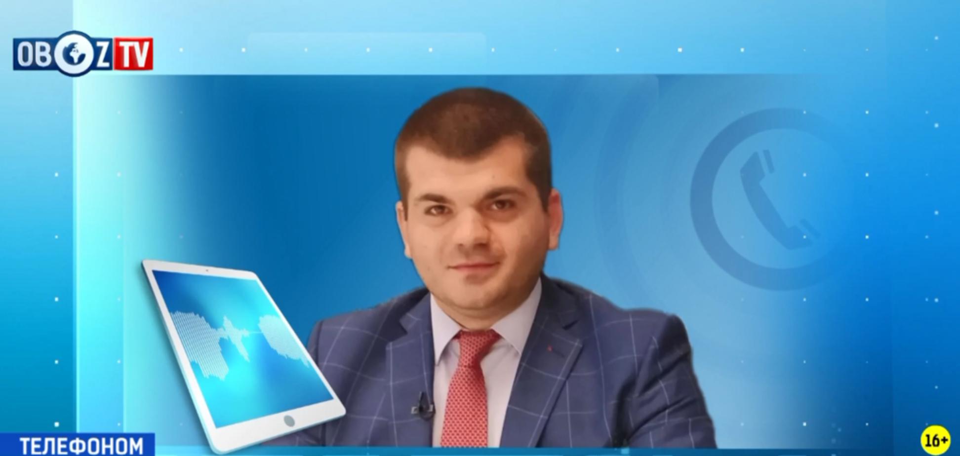 'Майдан' у Грузії: міжнародник розкрив справжні мотиви конфлікту