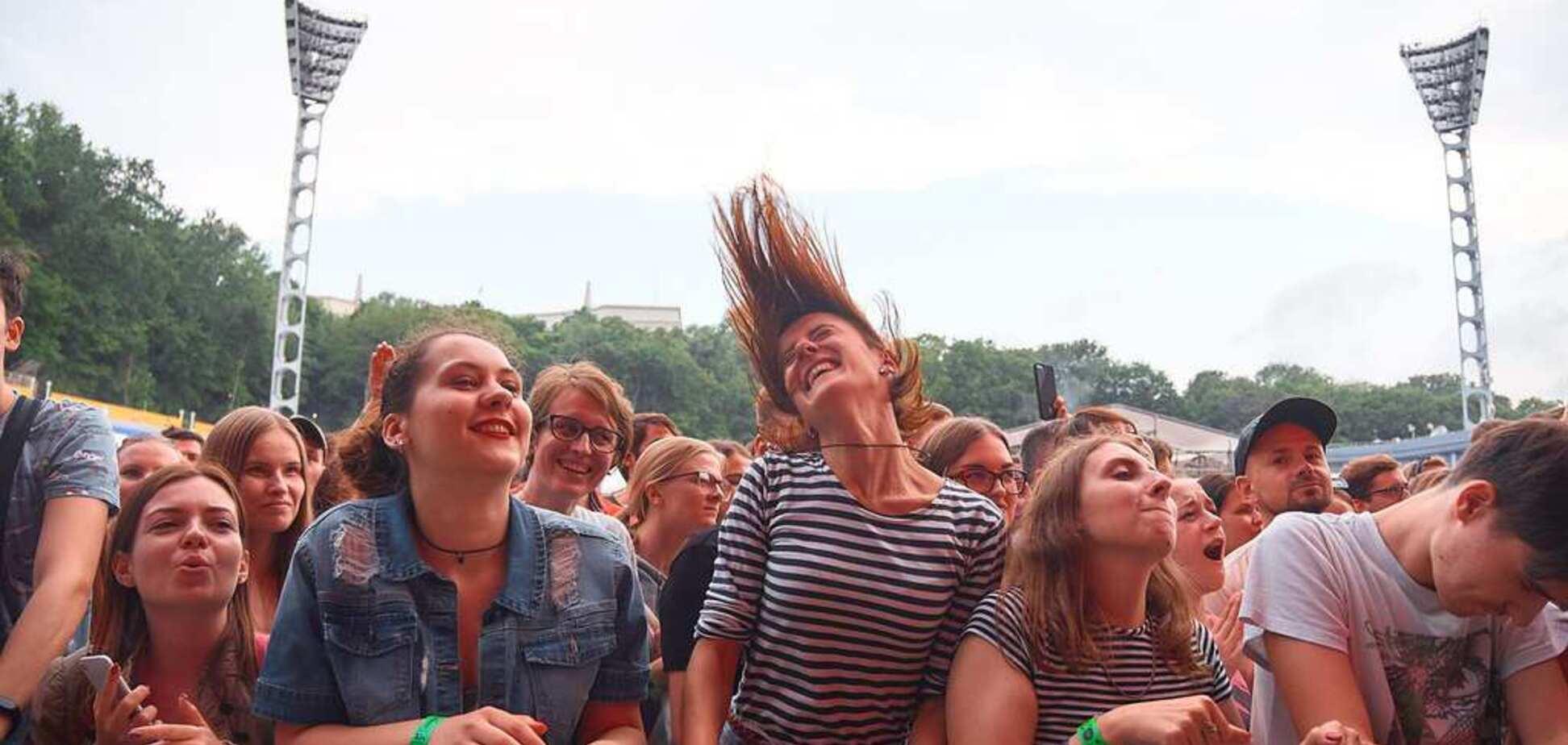 В июле в Киеве ожидается музыкальный бум