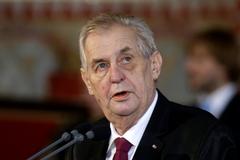 'Крым — это Россия': президент Чехии сделал новый выпад в сторону Украины