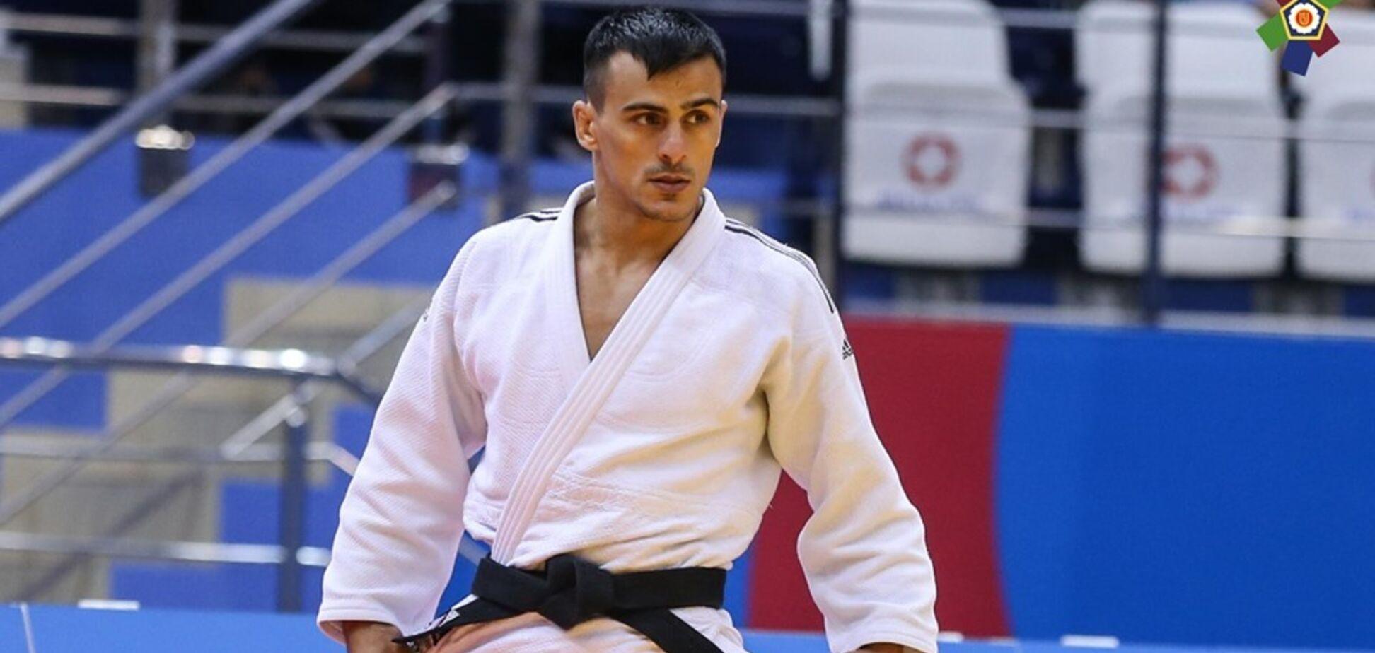 Украинский дзюдоист завоевал 'золото' Европейских игр
