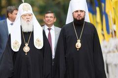 ''Филарет не слышит меня'': Епифаний рассказал о переговорах с УПЦ КП