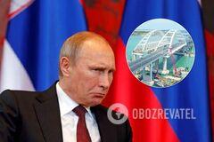 Владимир Путин, Крымский мост
