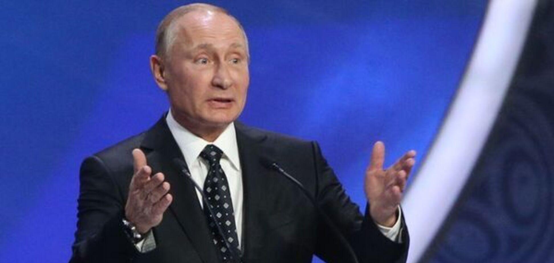 'Флаг не опустим!' Путин дерзко ответил Японии по Курилам