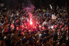 Мітинг в Грузії 22 червня