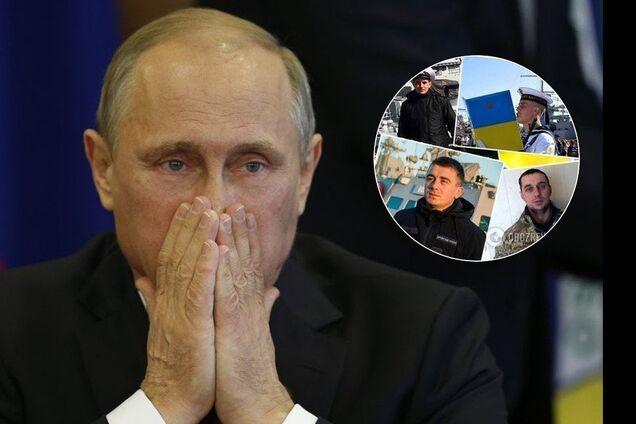 Кремлю выдвинули ультиматум по морякам